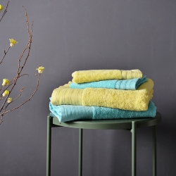 (总)古德洛琦 2019新款16s纯棉素色浴巾