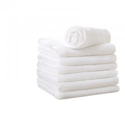 米卡宝贝 婴幼儿竹纤棉纱尿布可洗4片装