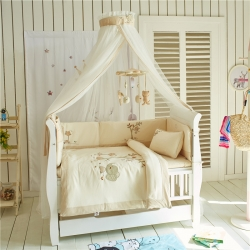 (总)米卡宝贝 新款婴儿蚊帐