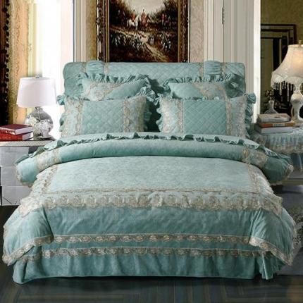 (总)好儿喜家纺 维也纳系列床单四件套