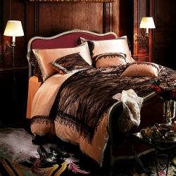 优眠家纺 法式浪漫系列四件套伊莎贝拉