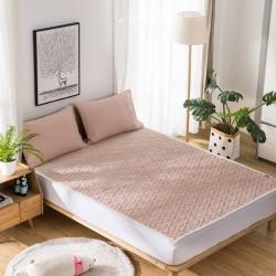 (总)安亿家纺 2018新款冬季多功能软双面床垫