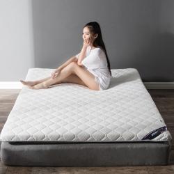 (总)天艺床垫 针织棉竹炭两用款床垫