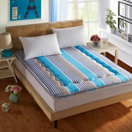 加厚榻榻米床垫 可折叠0学生宿舍单人双人1.5/1.8床垫