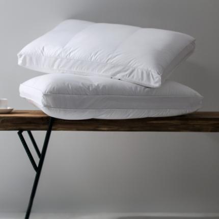朴本家纺 纯色舒适混合记忆枕