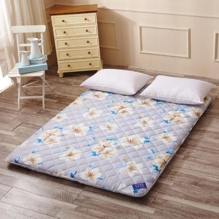 全棉榻榻米折叠海绵床垫子加厚褥子床褥单双人1.5m1.8垫被