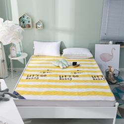 新款慢回弹水洗棉床垫空调垫地垫儿童卡通爬爬垫