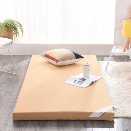 8.5厘米记忆海绵立体床垫可折叠榻榻米垫学生宿舍单人床褥子