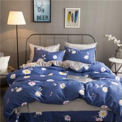 总1莱登卡奴 多功能保暖棉加绒棉绒水晶绒法莱绒四件套床单款