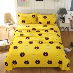 (总)心雅丽家纺 36个法莱绒毛毯【有同款被套法莱绒四件套】
