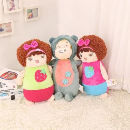 迷彤屋玩具摩丝娃娃抱枕1