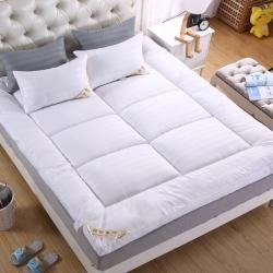 (总)酷棉国际家纺 高档羽丝绒立体床垫