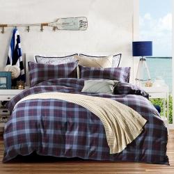 (总)私享家家纺 温暖舒适棉法莱绒四件套床笠款