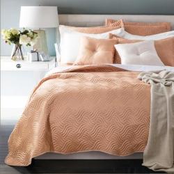 (总)梦巢家纺 意大利夹棉床盖三件套