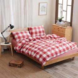 (总)新棉坊 水洗棉四件套床笠款