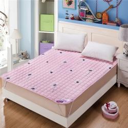 亲肤棉床垫褥子防滑防潮学生宿舍床垫被可机洗双面用榻榻米地铺垫