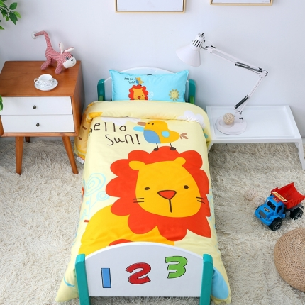 幼儿园大版套件   狮子王