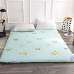 米帛床垫双面绗绣全棉加厚床垫