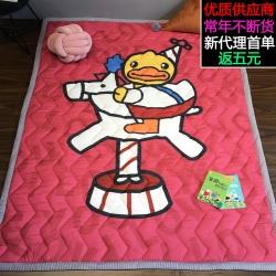 萝莉家纺 沙发垫儿童地垫宝宝爬行垫茶几垫婴儿爬爬垫游戏垫地毯