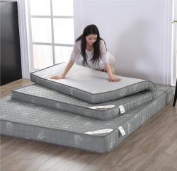 冉威 2017 爆款床垫系列 记忆棉床垫 灰度空间 拍摄二
