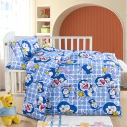(总)吉咪兔家纺12868小版花型六件套含羽丝绒芯