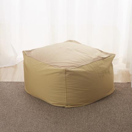 (总)朴本家纺 可拆洗布套纯色懒人沙发