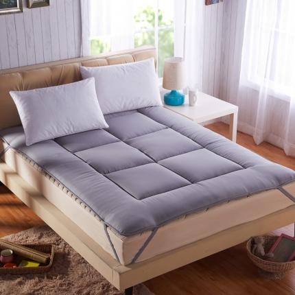 米帛家纺 舒适健康磨毛竹炭床垫
