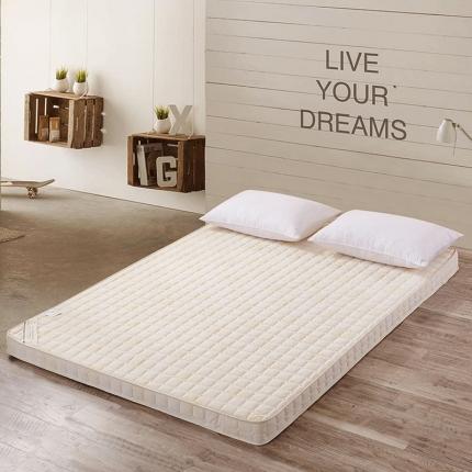 记忆棉床垫加厚榻榻米海绵1.5/1.8m床学生宿舍折叠垫被