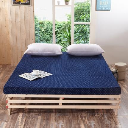 可拆洗记忆棉床垫加厚榻榻米海绵1.5/1.8m床学生垫被