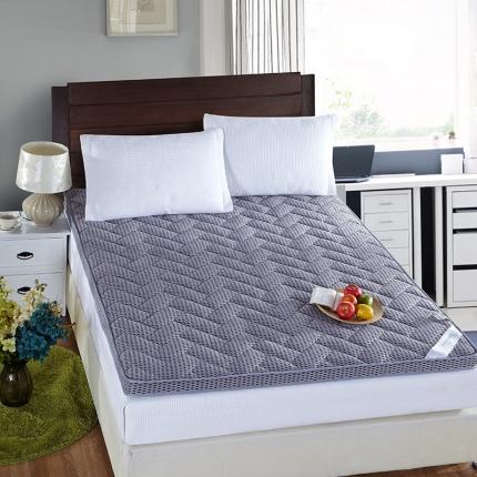 4D榻榻米床垫子床褥垫被加厚可折叠床垫单双人1.5/1.8米