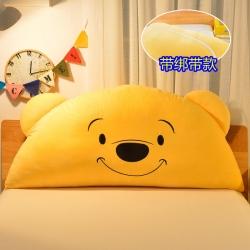 永光家居 卡通床头靠垫抱枕儿童三角公主卧室榻榻米软包大靠枕