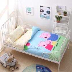 御棉坊 大版系列幼儿园三件套幼儿园被子婴童三/六件套小猪宝贝