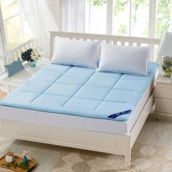 锦丝钰床垫 3D透气床垫 蓝色