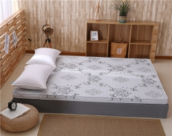冉威 2017 爆款床垫系列 记忆棉床垫 水墨 拍摄二