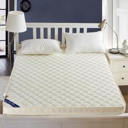 锦丝钰床垫 拆洗款记忆棉床垫(8厘米)白色
