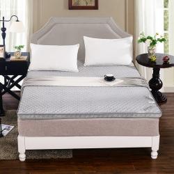 (总)敢谢床垫 珊瑚绒立体床垫