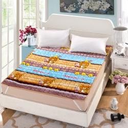 学生宿舍法兰绒床垫床褥子加厚 1.2m 1.5m珊瑚绒床垫