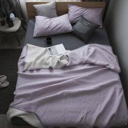 纯品家居 多层大提花盖毯毛毯花色3
