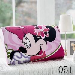 迪士尼家纺 卡通中号记忆枕051