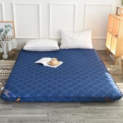 米帛床垫加厚磨毛可折叠榻榻米床垫午睡垫单人双人学生宿舍床褥