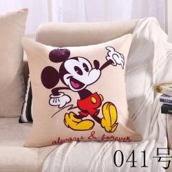 迪士尼家纺 环保印染卡通靠垫041