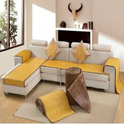 自由裁剪沙发垫凉席坐垫竹垫子麻将凉席椅垫子夏季凉垫可定做