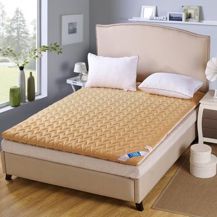 学生加厚可拆洗透气床垫床褥子折叠榻榻米垫被0.9米1.5m