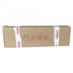 拍蚊帐、竹席必选纸盒包装