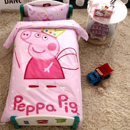 幼儿园大版套件 小猪佩奇粉