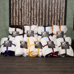 欧邦毯业ULTIMATE外贸超柔羊羔绒毛毯双层加厚法兰绒毯子