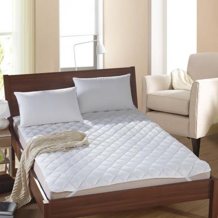 清怡家纺 酒店宾馆配套系列交织棉床垫保护垫