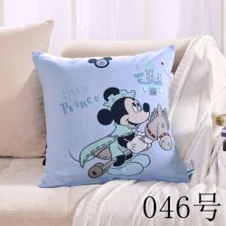 迪士尼家纺 环保印染卡通靠垫046