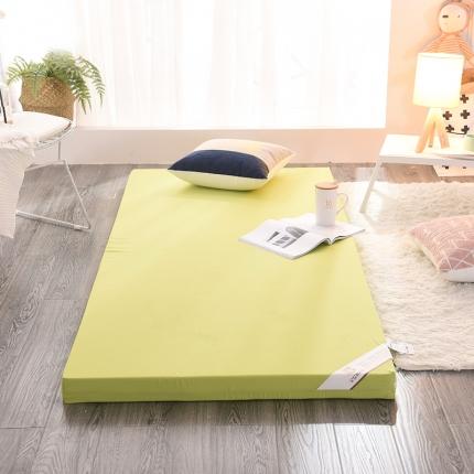 总8.5厘米记忆海绵立体床垫可折叠榻榻米垫学生宿舍单人床褥子