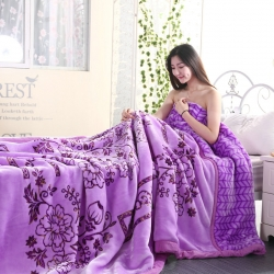 七彩玉雕-紫